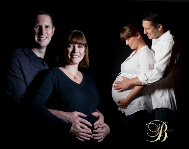 Combined Low Key Maternity image